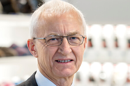Headshot of Richard Harris, Simplyhealth's Non Executive Director, Chair of the Audit Committee