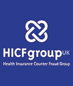 Health Insurance Counter Fraud Group (HICFG) awards 2015 logo for Simplyhealth winning Investigation Company of the Year