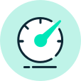 Clock icon representing health appointment booking