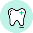 Simplyhealth dental plans icon