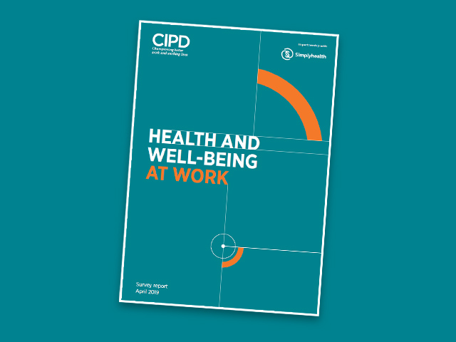 The annual CIPD Health & Wellbeing report is the UK's leading insight into employee health