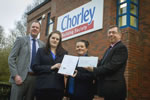 Chorley Building Society achieves Healthy Workplace status