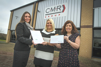 CMR UK achieves Healthy Workplace status