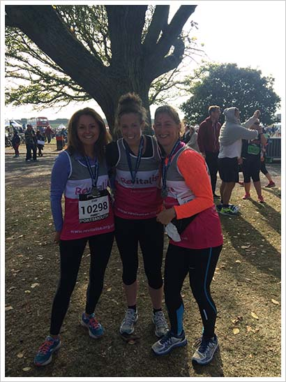 On Sunday 23 October, more than 20,000 runners, ranging from the elite to beginners donned their trainers and pounded the streets of Portsmouth for The Great South Run, many who were raising money for charitable causes close to their hearts.