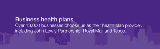 Business health plans.