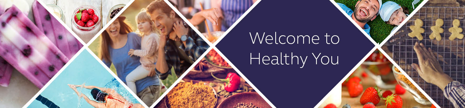 Welcome to Healthy You.