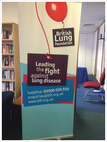 Leading the fight against lung disease - The British lung Foundation