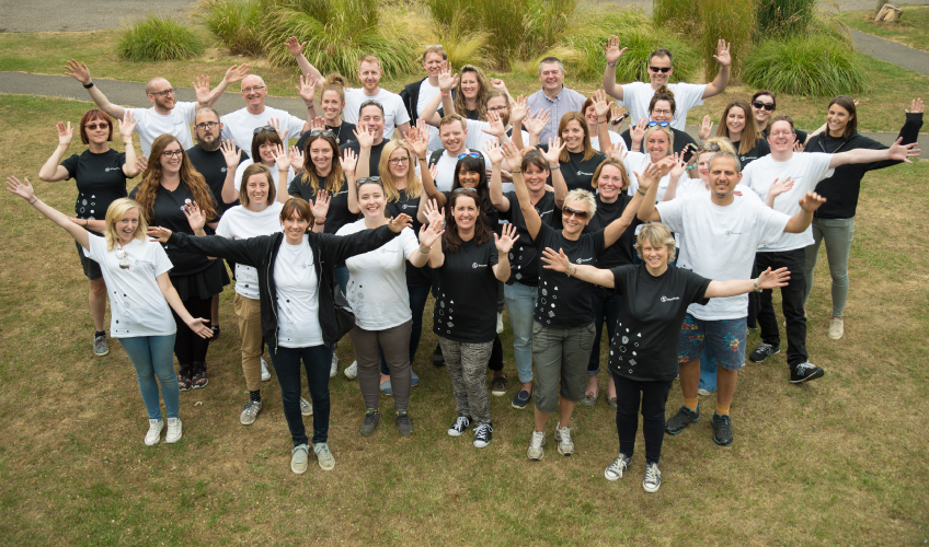 Simplyhealth Customer and Brand Team