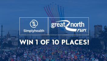 Great North Run Giveaway
