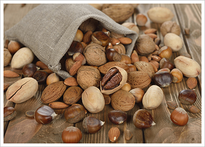 Go nuts for dental health
