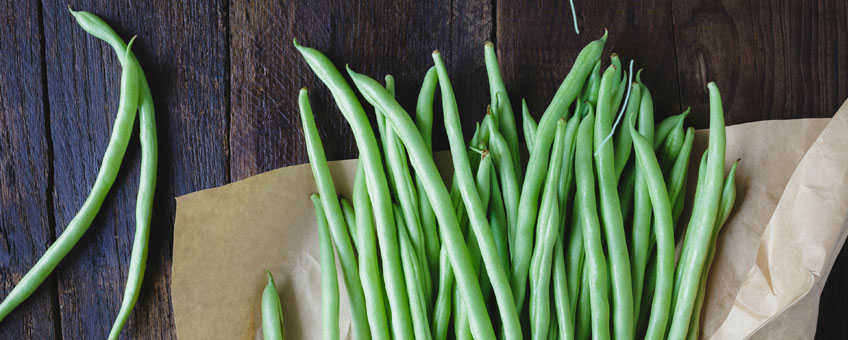 French beans banner